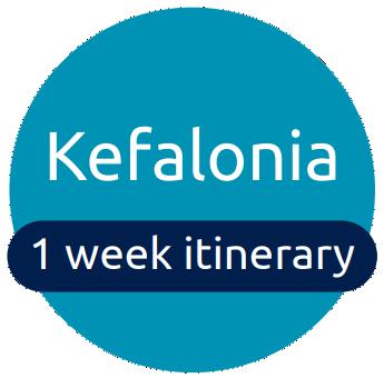 Kefalonia itinerary